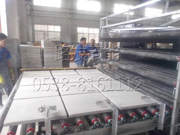 硫酸钙地板烘干系统